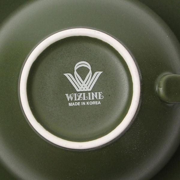 위즈라인 커피잔/라떼잔+소서세트 7종