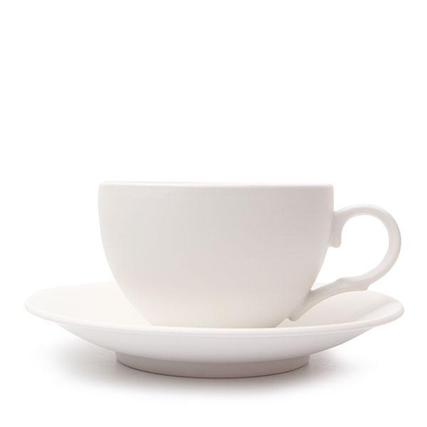 위즈라인 커피잔 무광 중 250ml 화이트