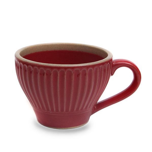 수도상사 튤립 컵 레드