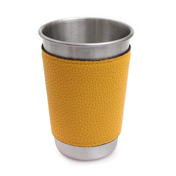 수도상사 스테인레스 믹싱 컵 옐로우