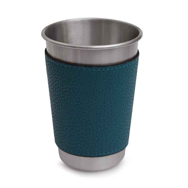 수도상사 스테인레스 믹싱 컵 블루