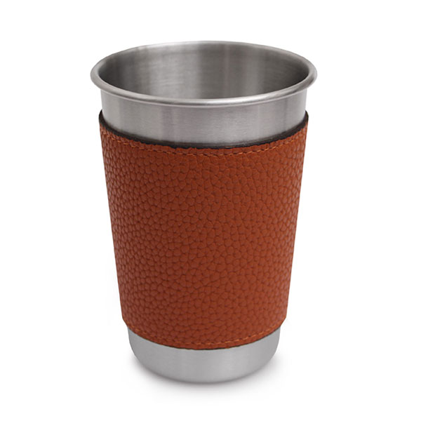 수도상사 스테인레스 믹싱 컵 레드브라운