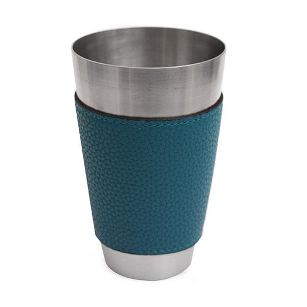 킹센스 스테인레스 믹싱 컵 블루