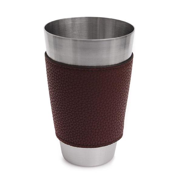 킹센스 스테인레스 믹싱 컵 다크브라운