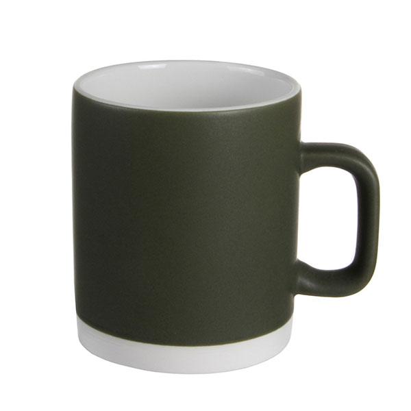 실비아 머그컵 대 카키