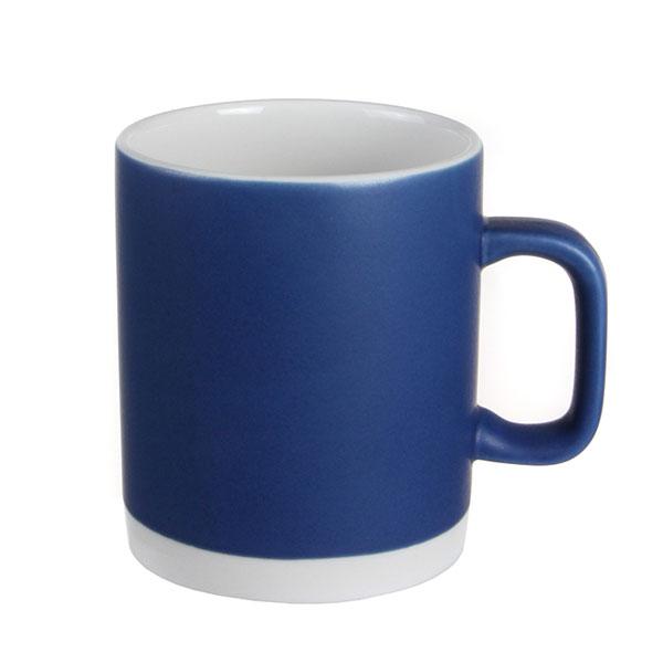 실비아 머그컵 대 블루