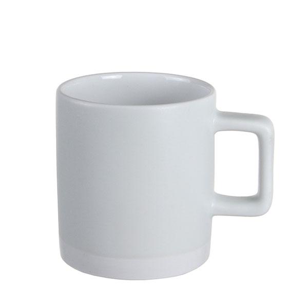 실비아 머그컵 소 330ml 화이트