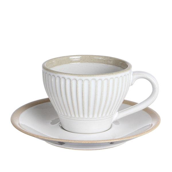 도자기 커피잔 화이트