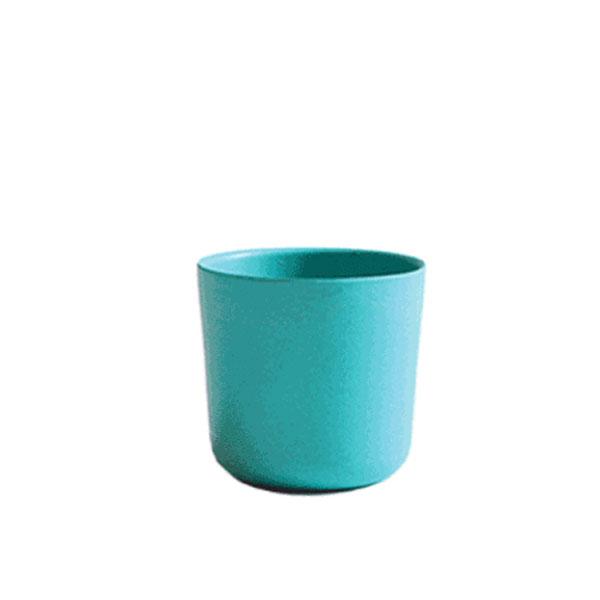 BIOBU 바이오부 컵 S 블루라군 유아그릇 어린이 유치원식기