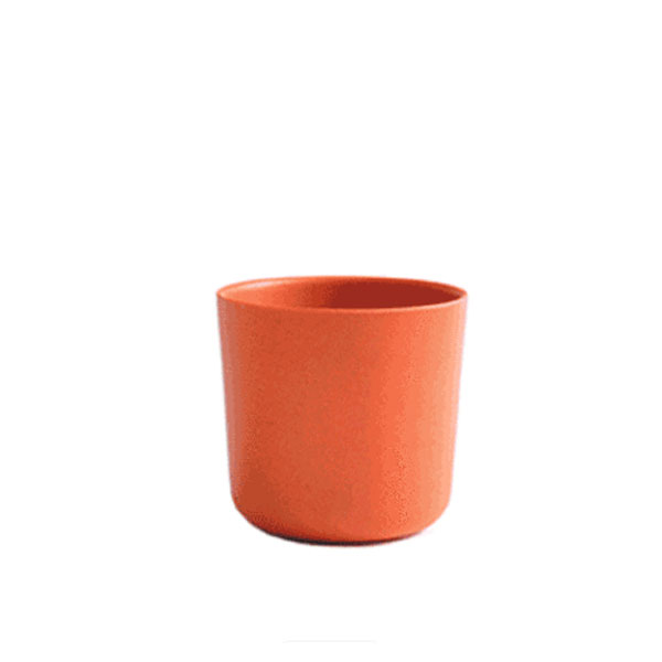 BIOBU 바이오부 컵 S 오렌지 아기식기 어린이 유치원 그릇