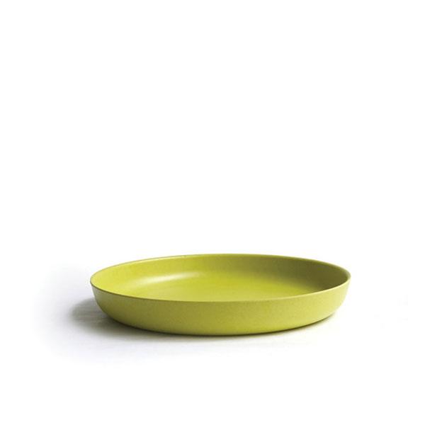 BIOBU 바이오부 접시 S 라임 방비노 로쏘꼬모