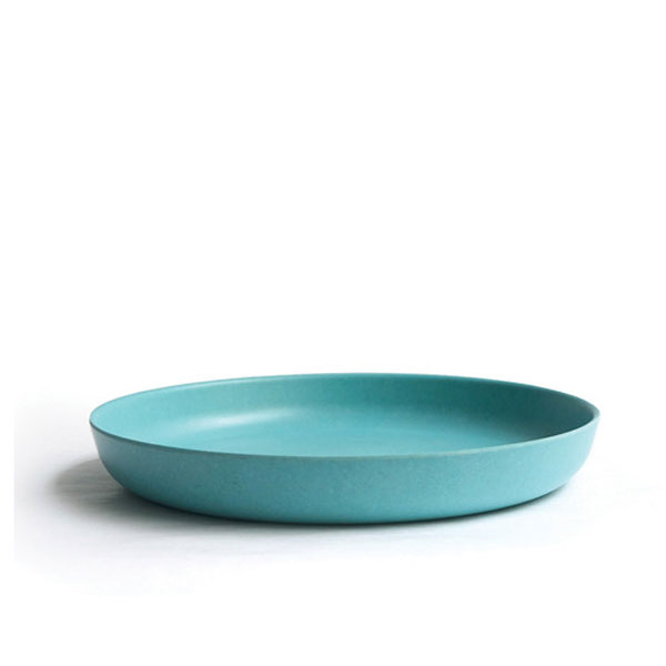 BIOBU 바이오부 접시 M 블루라군 방비노 로쏘꼬모