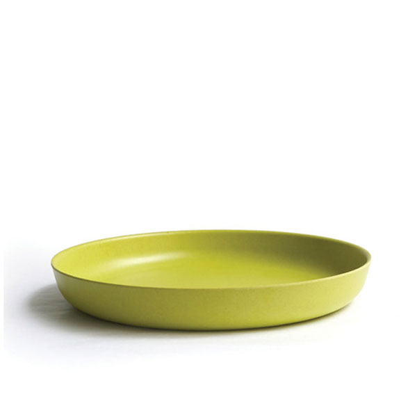 BIOBU 바이오부 접시 M 라임 방비노 로쏘꼬모