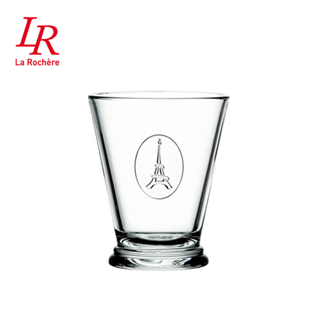 라로쉐 Larochere 글라스 심볼릭 에펠탑 텀블러 260ml