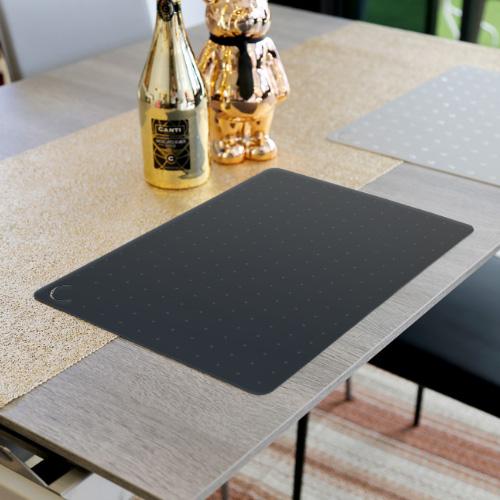 로쏘꼬모 테이블 플레이스매트 도트 블랙