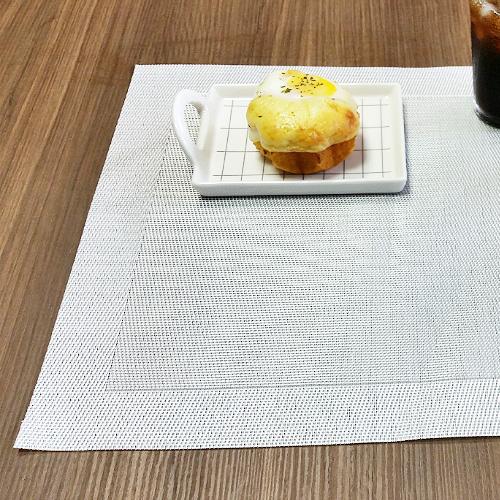 하모니 테이블매트 화이트