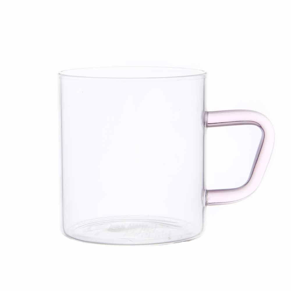 비전글라스 유리 머그컵/오븐,냉동고사용가능 CMG-S PN 195ml 비전글래스